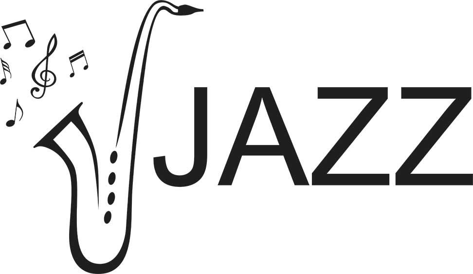 Adesivo de Parede Música Jazz