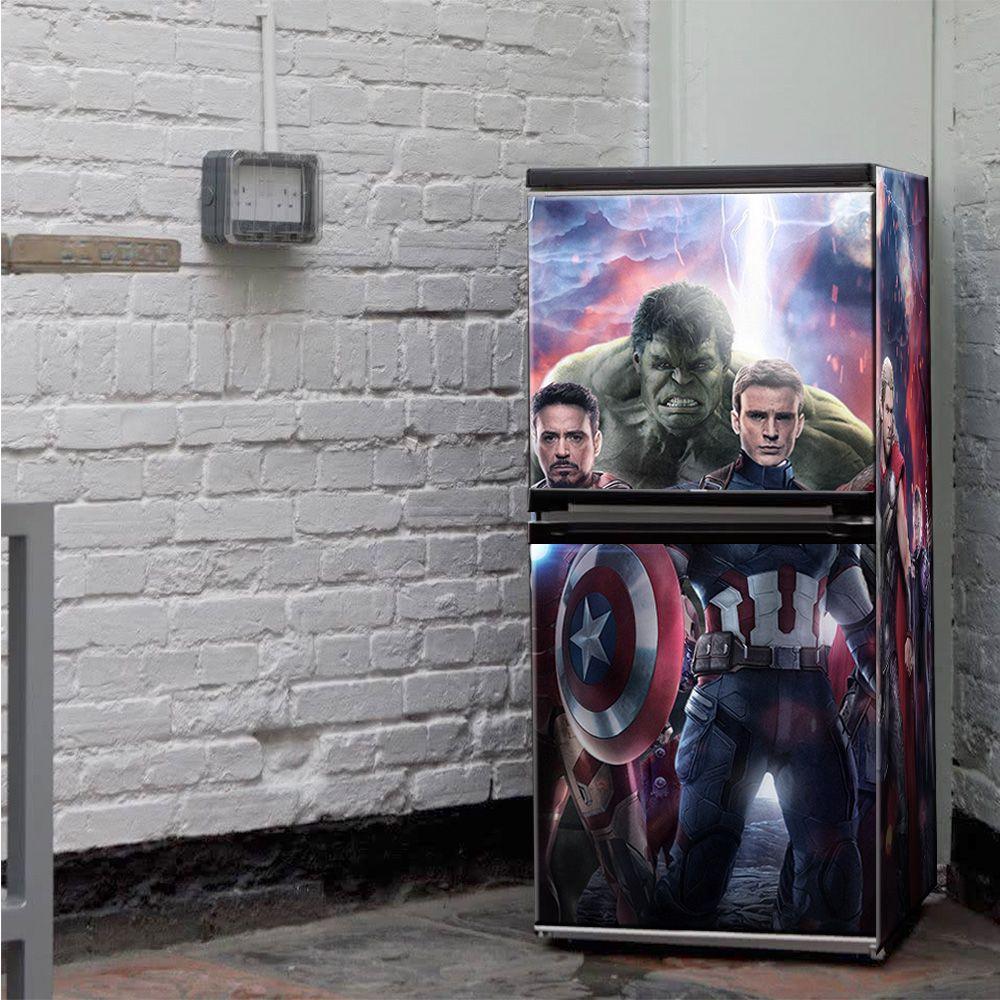 Envelopamento de Geladeira Filme Os Vingadores