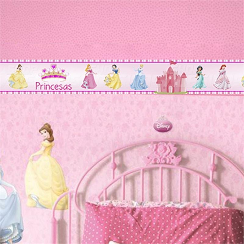 Faixa Infantil Princesas