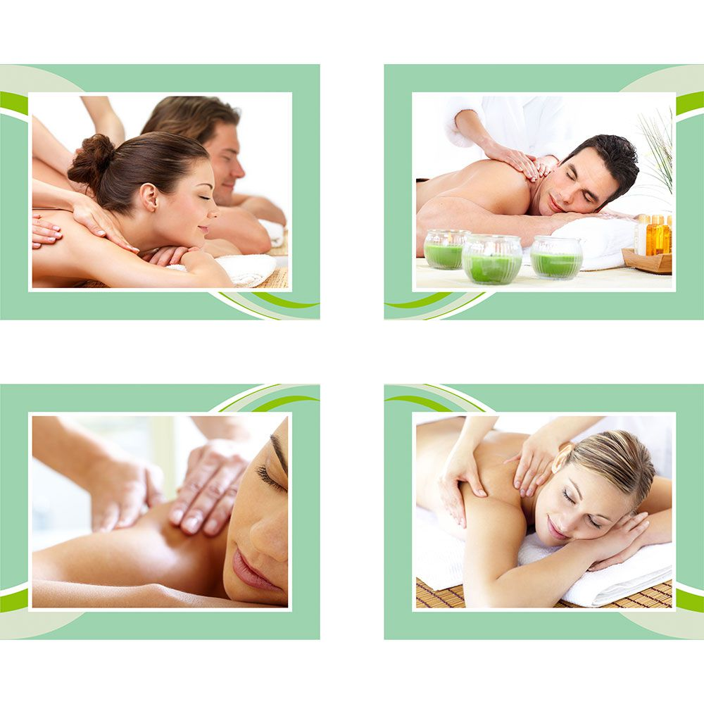 Quadro Profissão Massagem Terapêutica