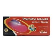Palmilha Infantil de Arco Elevado para Pés Cavos Ou Planos - Par - TM 409