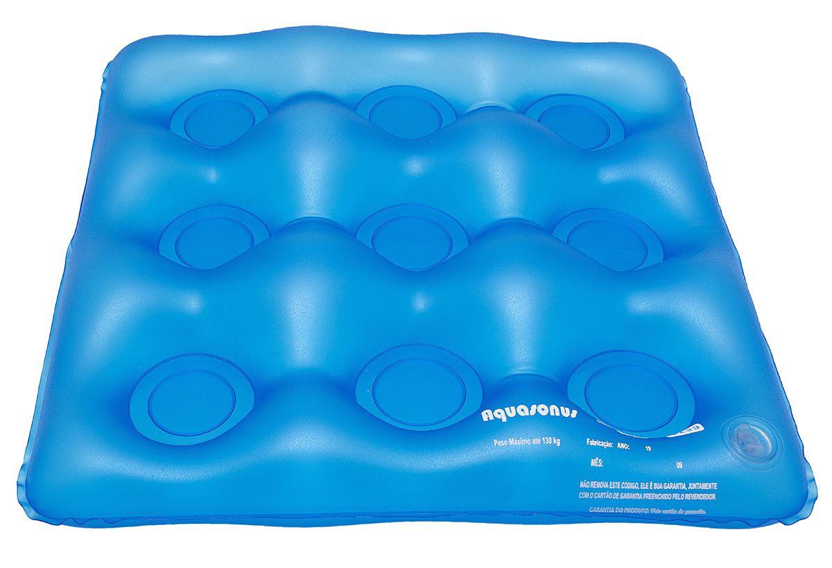 Almofada D'água Caixa de Ovo Quadrada sem Orifício Anti-Escaras
