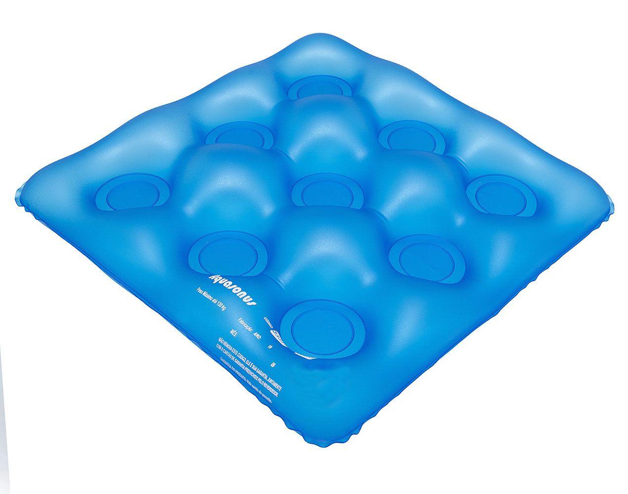 Almofada de Gel Caixa de Ovo Quadrada sem Orifício Anti-Escaras