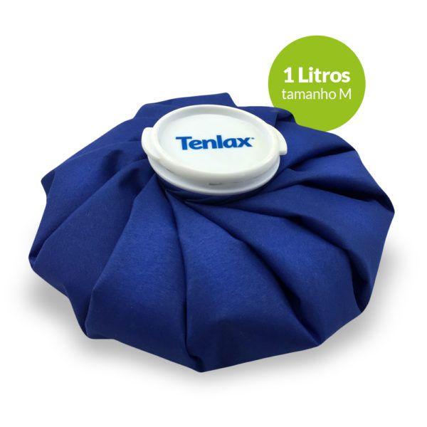Bolsa Flexível para Gelo 1 Lt - Tenlax