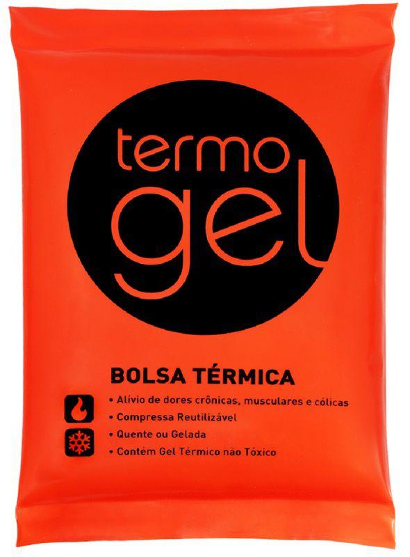 Bolsa Térmica De Gel Quente Ou Fria Termogel 15,8 x 23,5 Cm