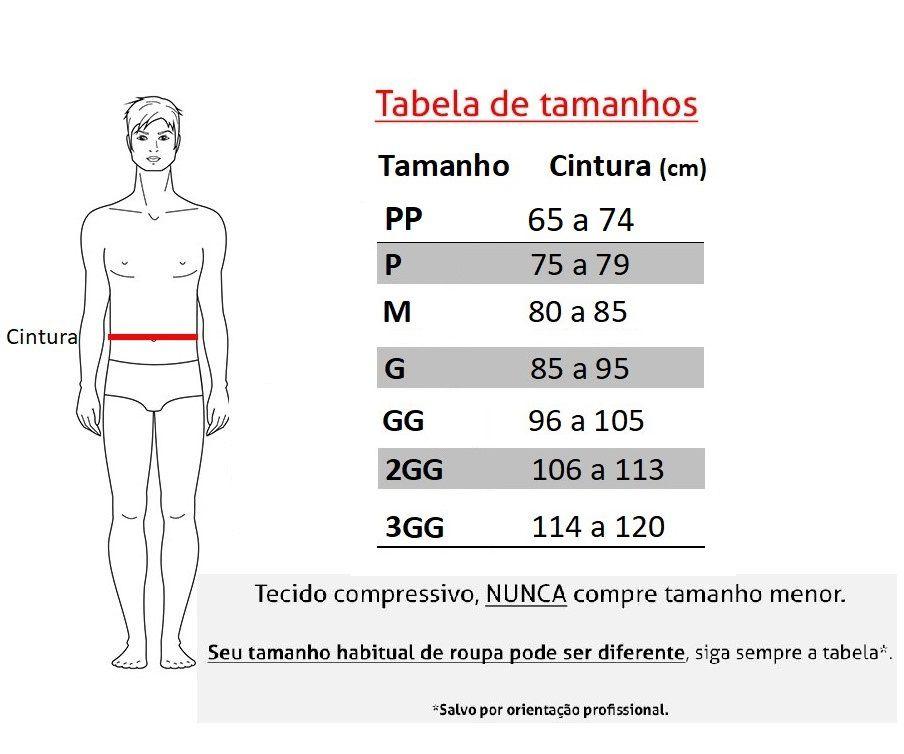 Cinta Faixa Abdominal para Colostomia (Ostomizados) Unissex 70514