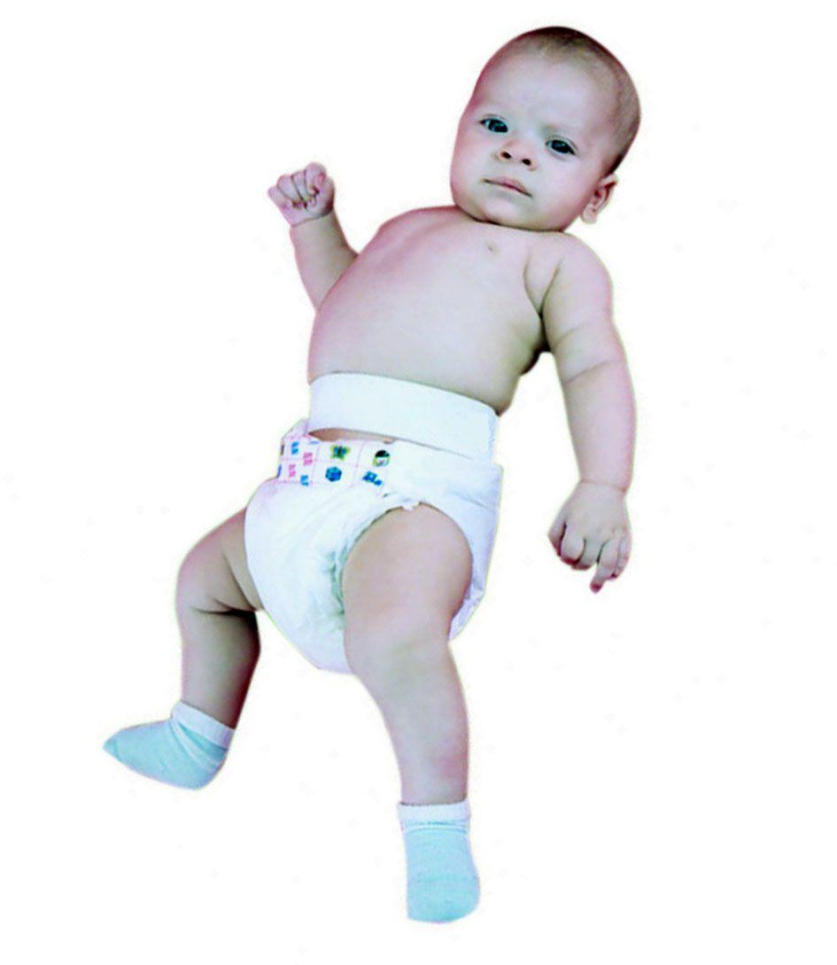 Cinta Para Hérnia Umbilical Infantil