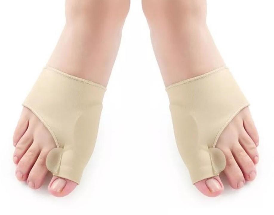 Cinta Protetora Joanete Proteção Interna e Separador de Dedos em Gel TM 699 - Par