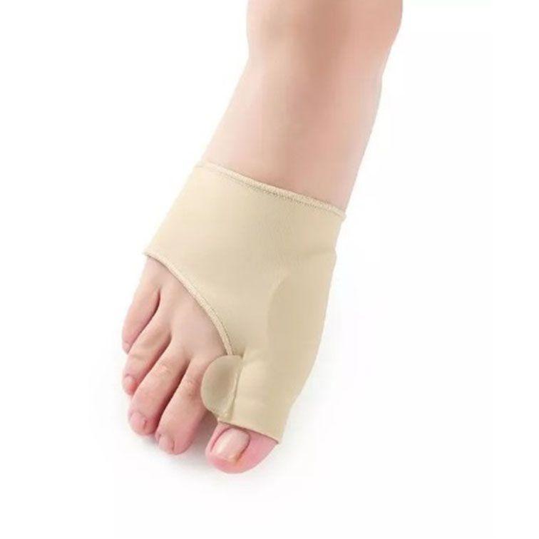 Cinta Protetora para Joanete com Proteção Interna e Separador de Dedos em Gel TM 699