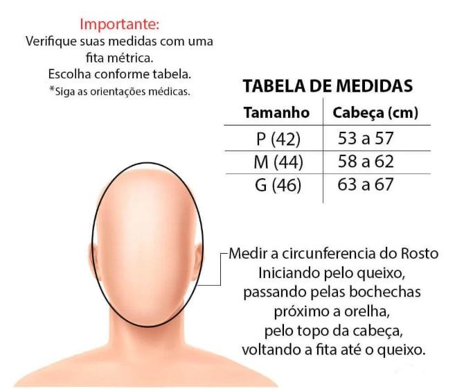 Faixa Mentoneira Cirúrgica Bichectomia Lifting Lipo New Form 60802