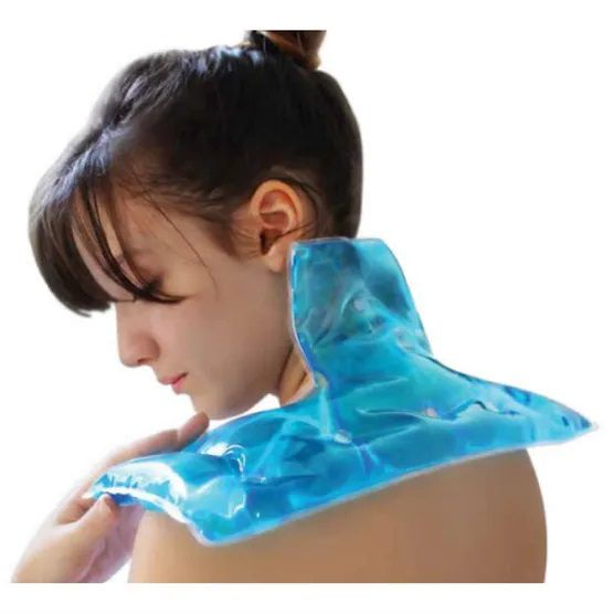Faixa para Coluna Cervical e Ombros - Termogel