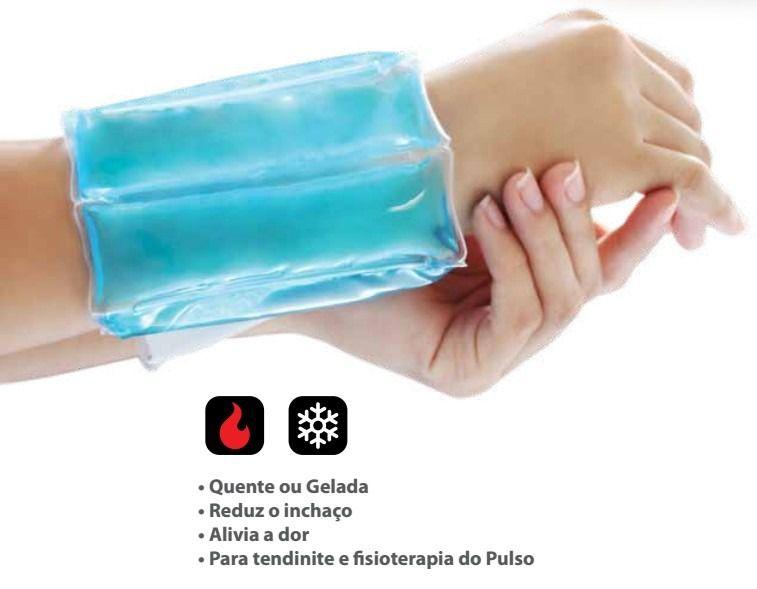 Faixa Térmica para Pulso Termogel