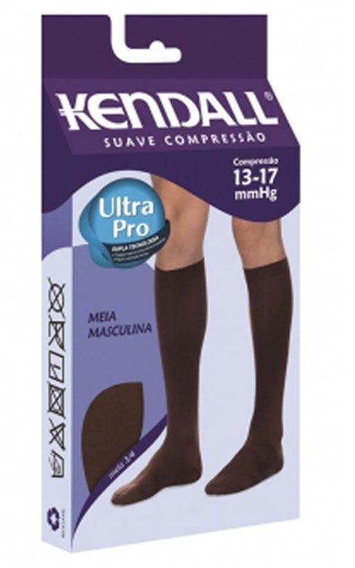Meia 3/4 com Ponteira Suave Compressão (13-17 mmHg) Masculina 2702 - Kendall®