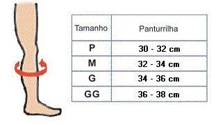 Suporte para Panturrilha / Panturrilheira de Neoprene