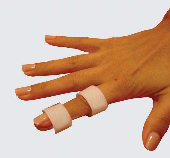 Tala de PVC para Extensão de Dedo