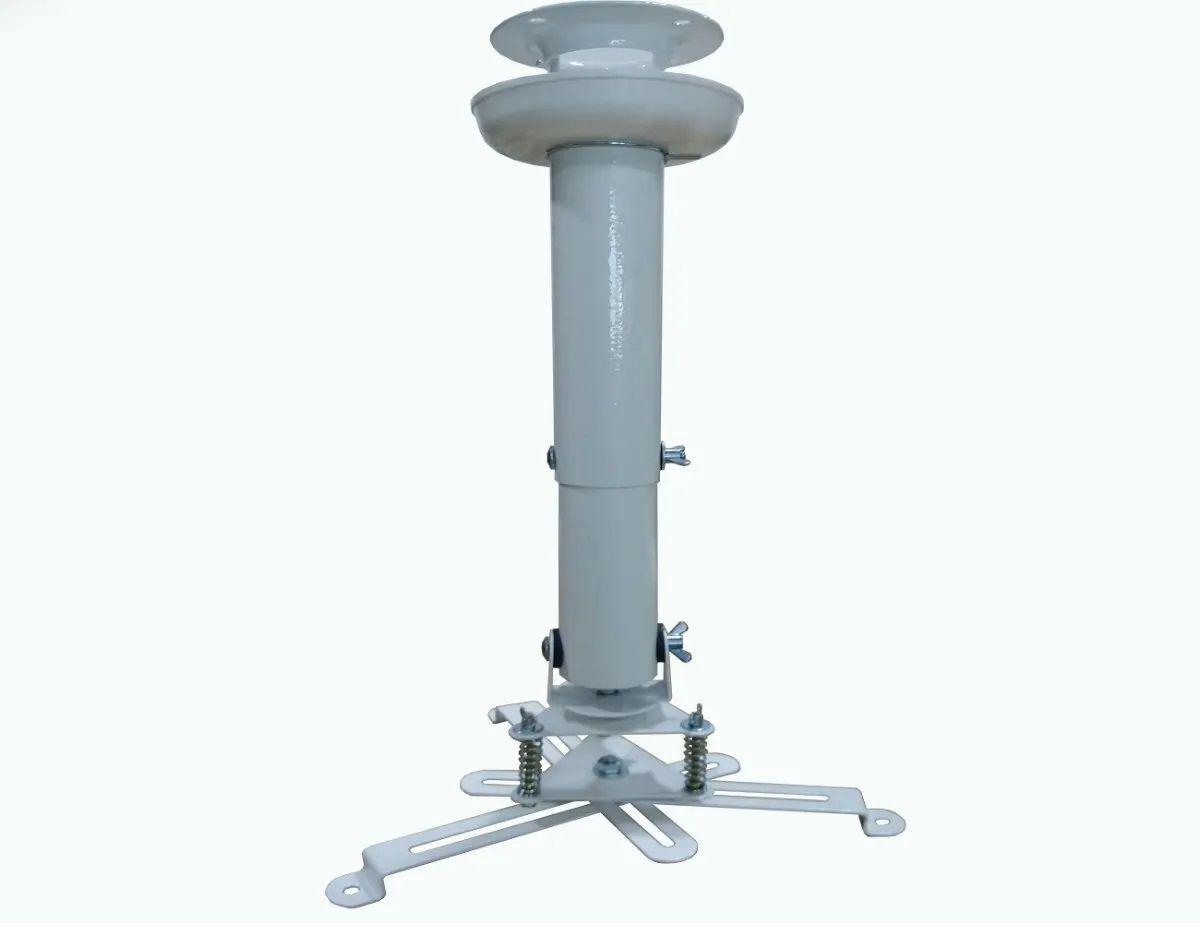 Suporte Universal para Projetores Fixação Parede / Teto com extensor FVTP-45 à 70cm