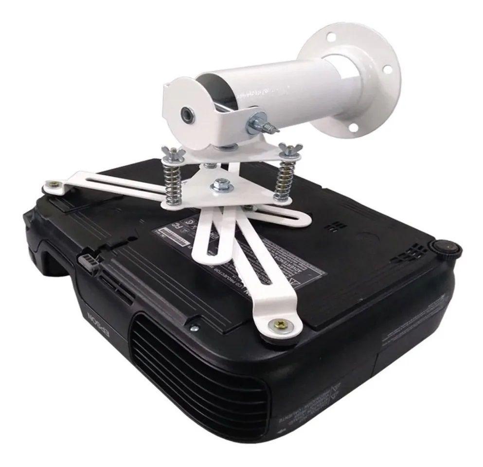 Suporte Universal para Projetores Fixação Parede / Teto FVTP-25