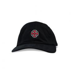 Boné Dad Hat Independent Cross Preto