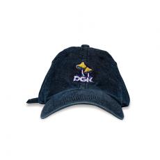 Boné DGK Dont Trip Strapback Jeans azul HEH-1097