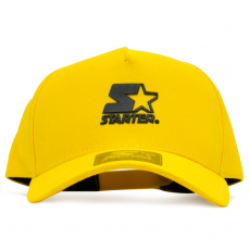 Boné Starter Aba Curva Mini Logo Colors Amarelo