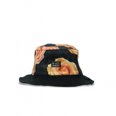 Bucket Black Sheep Liso Preto Floral