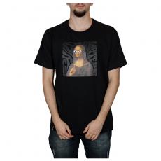 Camisa Child Monachild Preta 80241010