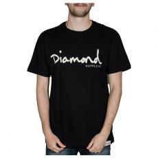 Camisa Diamond OG Script TEE Preto Z15DPA01