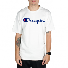 Camiseta Champion Flock 90S Branca
