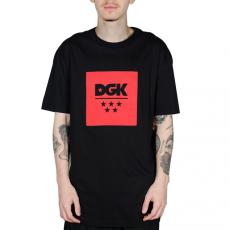 Camiseta DGK New All Star Preta