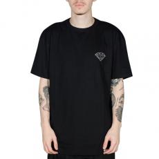 Camiseta Diamond Brilliant Big Preta