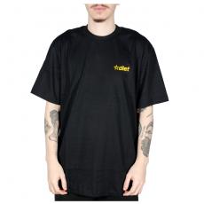 Camiseta Diet Mini Logo Preto
