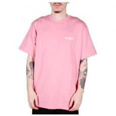 Camiseta Diet Mini Logo Rosa
