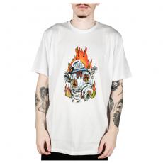 Camiseta Element Ghostbusters Inferno Branco