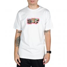 Camiseta Huf Town Branca