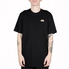 Camiseta Lakai x Krooked Preta