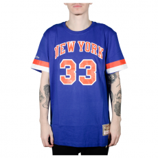Camiseta Mitchell & Ness New York Knicks Patrick Ewing