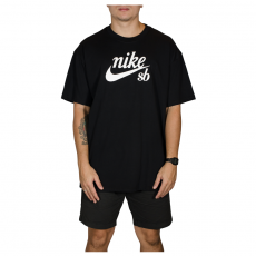Camiseta Nike SB HBR Preto
