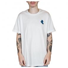 Camiseta Santa Cruz Screaming Hand Chest Branca 50200503