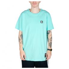 Camiseta Starter Basic Mini Logo T138A Verde Água