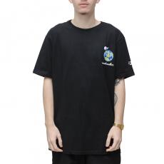Camiseta Starter x Drots Mundo Melhor Preta