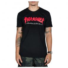 Camiseta Thrasher Godzilla Preta