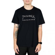 Camiseta Thrasher New Religion Preta
