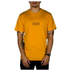 Camiseta Vans Easy Box SS Amarela
