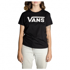 Camiseta Vans Flying V Creew Tee Preta