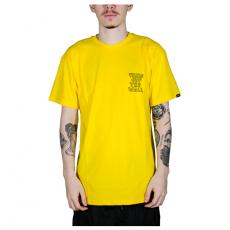Camiseta Vans Gnarcat SS Lemon Chrome V4701604330001