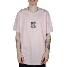 Camiseta Via Caveirinha Rosa