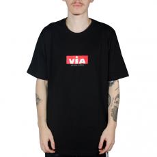 Camiseta Via Hype Preta
