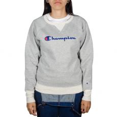 Moletom Champion Feminino Cinza