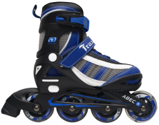 Patins Traxart Energy Azul Nylon