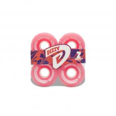 Roda Dizzy Freeride 67mm Coral Cream - 4 unid.